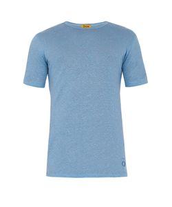 ÒKUN | Sanda Crew-Neck Linen T-Shirt