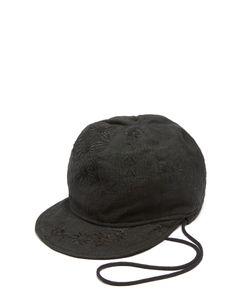 BY WALID | Handkerchief Embroide Jockey Hat