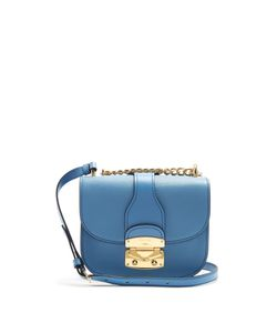 Miu Miu | Chain-Strap Leather Cross-Body Bag