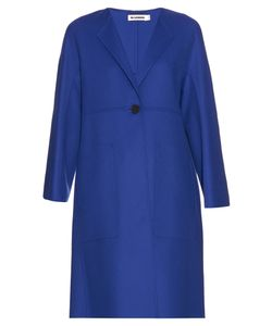Jil Sander | Andorra Double-Faced Cashmere Coat