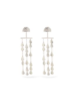 Sophia Kokosalaki | Twilight Sterling Earrings