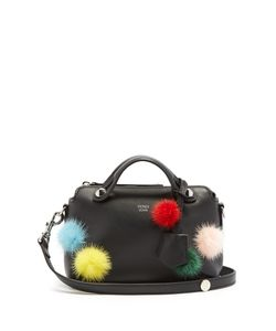 Fendi | By The Way Mini Embellished Cross-Body Bag