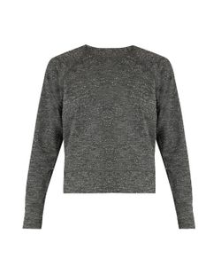 OUTDOOR VOICES X A.P.C | Sweat Jersey Performance Sweatshirt