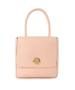 MANSUR GAVRIEL | Posternak Top-Handle Leather Bag