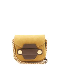 Stella Mccartney | Stella Popper Faux-Suede Cross-Body Bag