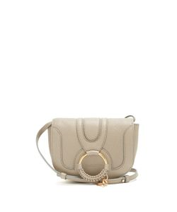 See By Chloe | Hana Mini Grained-Leather Cross-Body Bag
