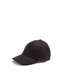 Larose | Moon Wool Baseball Cap