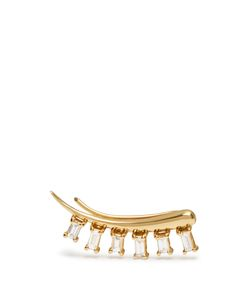 Ileana Makri | Diamond Ear Cuff