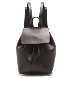 MANSUR GAVRIEL   Mini Lined Leather Backpack