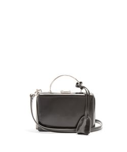 Mark Cross | Grace Mini Leather Box Bag
