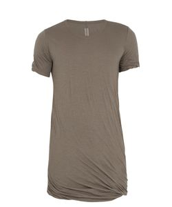 Rick Owens | Double-Layered Cotton T-Shirt