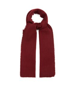 Denis Colomb | Fringed-Edge Cashmere Scarf