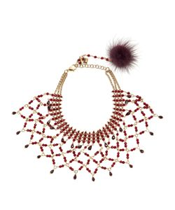 ROSANTICA BY MICHELA PANERO | Rete Bead-Embellished Necklace
