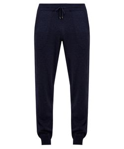 ZIMMERLI | Cotton And Cashmere-Blend Track Pants