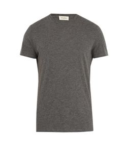 American Vintage | Jacksonville V-Neck Cotton-Blend T-Shirt