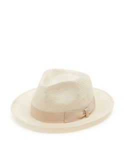 Borsalino | Melousine Straw Fedora Hat