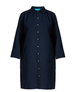 Mih Jeans | Roller Long-Sleeved Cotton Shirtdress