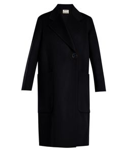 Acne | Carice Double-Faced Wool And Cashmere-Blend Coat