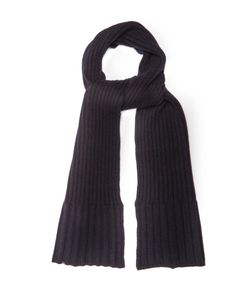 Bottega Veneta | Ribbed-Knit Cashmere Scarf