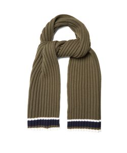Valentino | Tri-Colour Wool Scarf