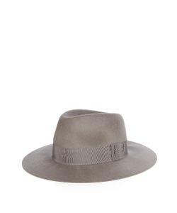 Larose | Rabbit-Felt Fedora Hat