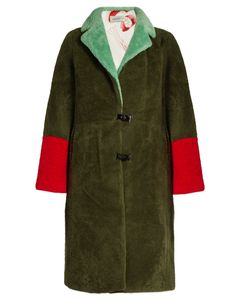 Saks Potts | Febbe Shearling Coat