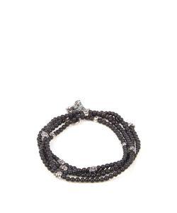 M COHEN | Onyx And Silver Bracelet