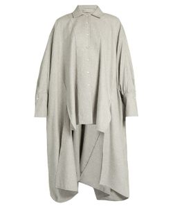 PALMER/HARDING | Poet Batwing-Sleeved Cotton Shirt