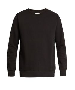 ADIDAS ORIGINALS BY WINGS + HORNS | Crew-Neck Bonded Cotton-Jersey Sweater