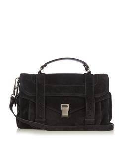 Proenza Schouler | Ps1 Medium Suede Shoulder Bag