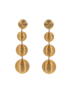 Rebecca De Ravenel | Les Bonbons Caramel Ii Earrings