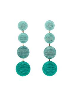 Rebecca De Ravenel | Les Bonbons Mint Earrings