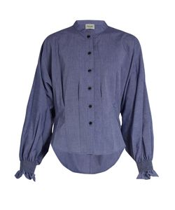 Rachel Comey | Mercy Balloon-Sleeved Top