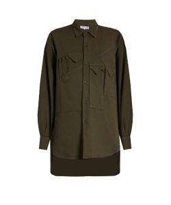 KATHARINE HAMNETT AT YMC | Multi Patch-Pocket Cotton Shirt