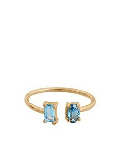 LOREN STEWART | Topaz Yellow-Gold Ring