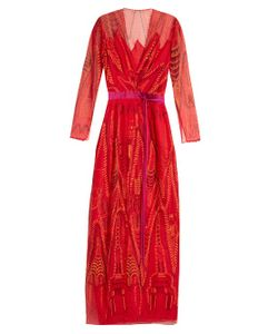 ZANDRA RHODES ARCHIVE | The 1985 Manhattan Dress