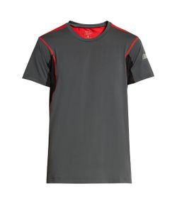 EVERY SECOND COUNTS | Rhythmic Short-Sleeved Performance T-Shirt
