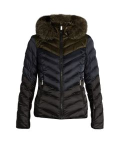 TONI SAILER | Emily Splendid Fur-Trimmed Ski Jacket
