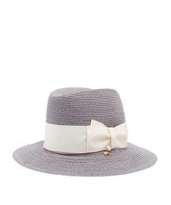 FEDERICA MORETTI | Hemp-Straw Panama Hat