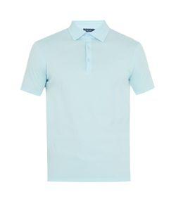 FRESCOBOL CARIOCA | Short-Sleeved Cotton-Jersey Polo Shirt