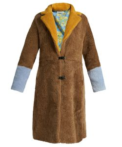 Saks Potts | Febbe Beate Shearling Coat