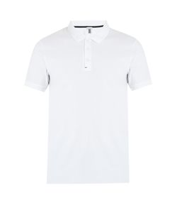 DANWARD | Short-Sleeved Stretch-Cotton Polo Shirt