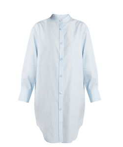 Acne | Diede Dry Pop Cotton-Poplin Shirtdress