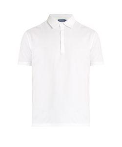 FRESCOBOL CARIOCA | Slim-Fit Cotton-Jersey Polo Shirt