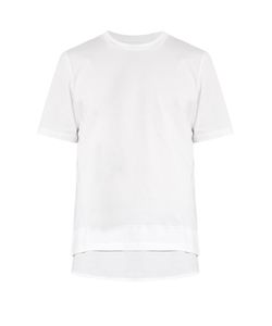 OAMC | Drop Contrast-Hem Jersey T-Shirt