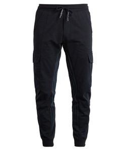 ADIDAS BY WINGS & HORNS | Superstar Striped Cotton-Blend Twill Track Pants