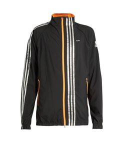 adidas x Kolor | Foil-Striped Performance Jacket