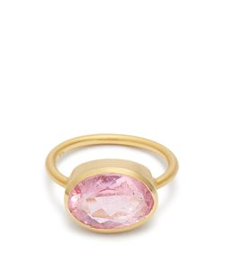 IRENE NEUWIRTH | Tourmaline Rose Ring