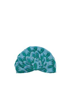 Missoni Mare | Embroidered Knitted Turban
