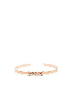 Diane Kordas | Diamond Rose Cosmos Star Cuff
